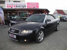 Audi A4 2.4 V6 CABRIO , Auto – moto , Automobily  | spěcháto.cz - bazar, inzerce zdarma