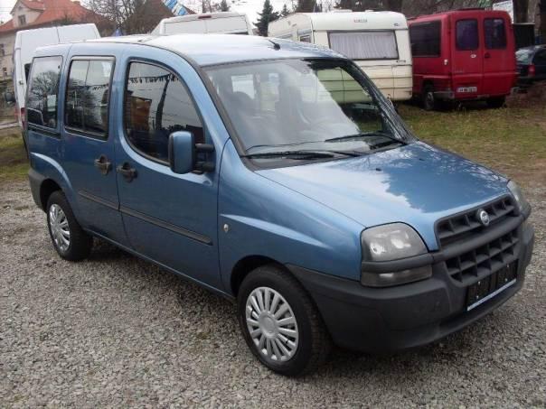 Fiat Dobló 1,2 IE, foto 1 Auto – moto , Automobily | spěcháto.cz - bazar, inzerce zdarma