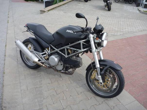 Ducati Monster , foto 1 Auto – moto , Motocykly a čtyřkolky | spěcháto.cz - bazar, inzerce zdarma