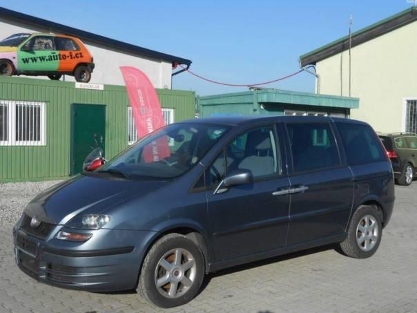 Fiat Ulysse 2.2JTD 125kW hlučný motor, foto 1 Auto – moto , Automobily | spěcháto.cz - bazar, inzerce zdarma