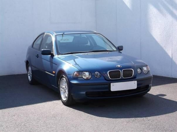 BMW Řada 3  1.8, Serv.kniha, automat, foto 1 Auto – moto , Automobily | spěcháto.cz - bazar, inzerce zdarma
