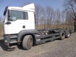 MAN  TGA 26.430 6x4 HNK , Užitkové a nákladní vozy, Nad 7,5 t  | spěcháto.cz - bazar, inzerce zdarma