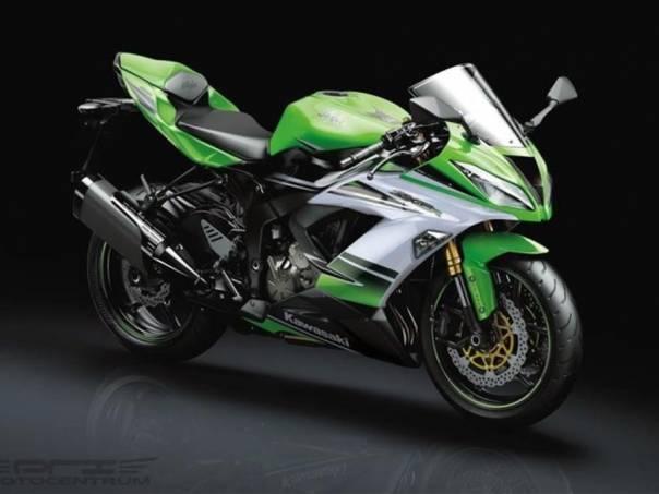 Kawasaki  Ninja ZX-6R 636 ABS EDICE 30let NINJA, foto 1 Auto – moto , Motocykly a čtyřkolky | spěcháto.cz - bazar, inzerce zdarma