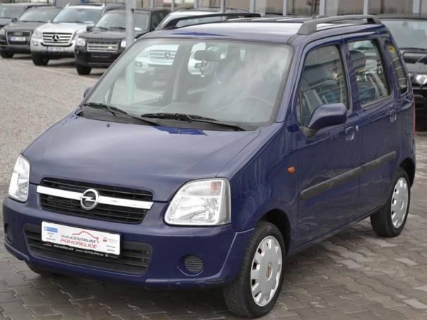 Opel Agila 1,2 KLIMATIZACE, foto 1 Auto – moto , Automobily | spěcháto.cz - bazar, inzerce zdarma
