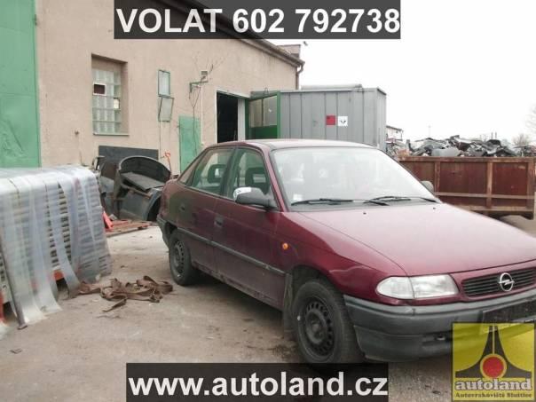 Opel Astra 1,7, foto 1 Náhradní díly a příslušenství, Ostatní | spěcháto.cz - bazar, inzerce zdarma