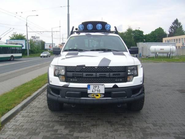 Ford F-150 Raptor LPG , Naviják, foto 1 Auto – moto , Automobily | spěcháto.cz - bazar, inzerce zdarma