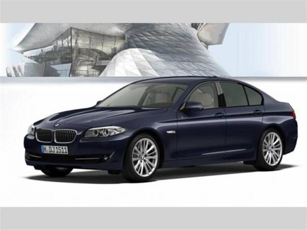 BMW Řada 5 530dA JAKO NOVÉ, TOP STAV, foto 1 Auto – moto , Automobily | spěcháto.cz - bazar, inzerce zdarma