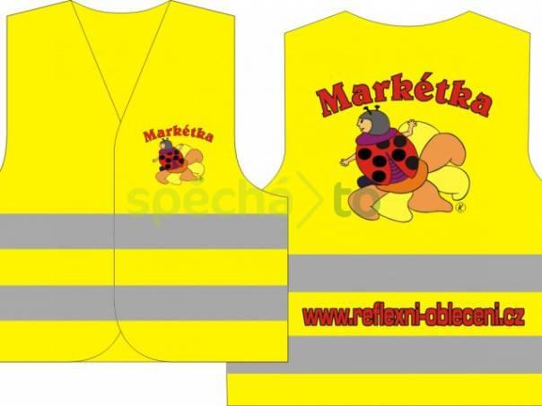 Dětská reflexní vesta, foto 1 Pro děti, Dětské oblečení  | spěcháto.cz - bazar, inzerce zdarma