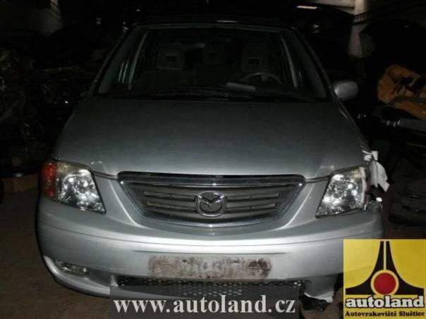 Mazda MPV 2,0, foto 1 Náhradní díly a příslušenství, Ostatní | spěcháto.cz - bazar, inzerce zdarma