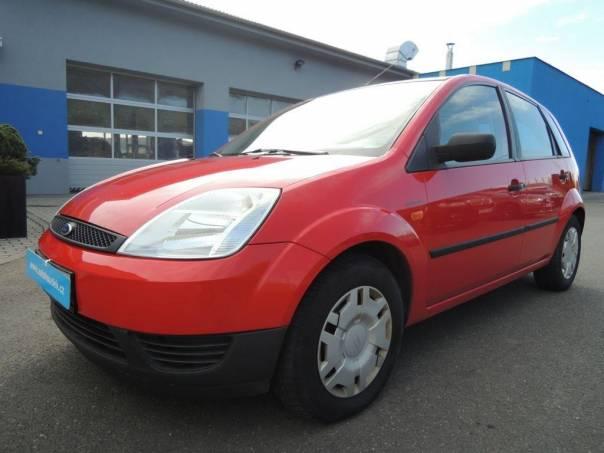 Ford Fiesta 1,4 TDCi 5 dveří kož.volant, foto 1 Auto – moto , Automobily | spěcháto.cz - bazar, inzerce zdarma