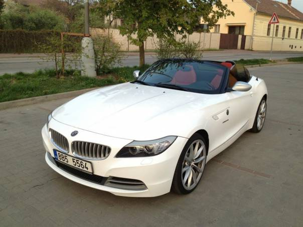 BMW Z4 3.5 Sdrive, foto 1 Auto – moto , Automobily | spěcháto.cz - bazar, inzerce zdarma