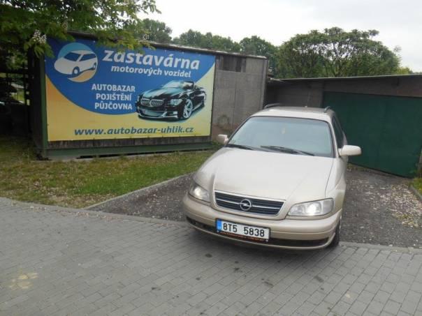 Opel Omega 2.5 TD eko zaplaceno, foto 1 Auto – moto , Automobily | spěcháto.cz - bazar, inzerce zdarma
