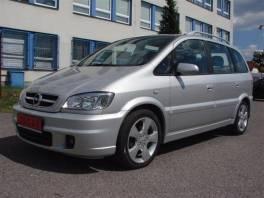 Opel Zafira 2,0DTi SPORT,Clima,ALU,Esp,TOP , Auto – moto , Automobily  | spěcháto.cz - bazar, inzerce zdarma