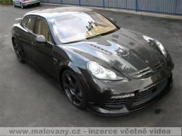 Porsche Panamera 4,8 4S úprava MANSORY 400PS