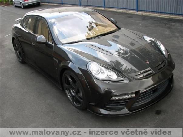 Porsche Panamera 4,8 4S úprava MANSORY 400PS, foto 1 Auto – moto , Automobily | spěcháto.cz - bazar, inzerce zdarma
