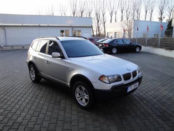 BMW X3 2.5i, KLIMA..., foto 1 Auto – moto , Automobily | spěcháto.cz - bazar, inzerce zdarma