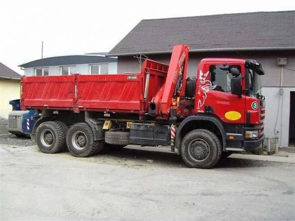 P114 CB 6x6 380 s HR FASSI, foto 1 Užitkové a nákladní vozy, Nad 7,5 t | spěcháto.cz - bazar, inzerce zdarma