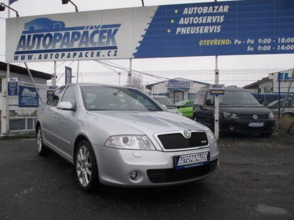 Škoda Octavia 2.0 TDI RS ČR Navi, foto 1 Auto – moto , Automobily | spěcháto.cz - bazar, inzerce zdarma