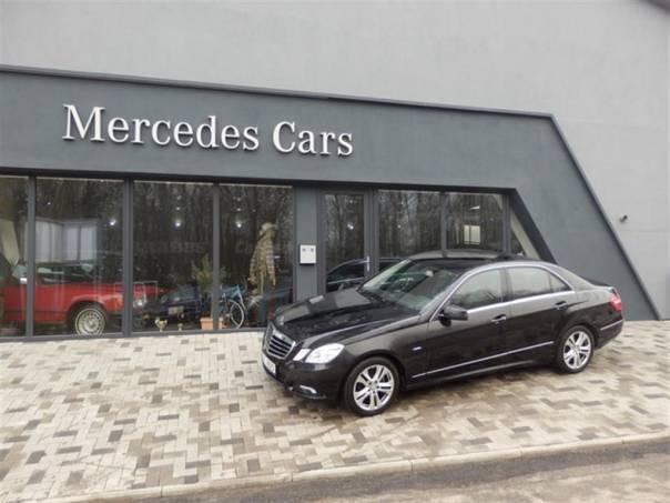 Mercedes-Benz Třída E E220, typ W212, CDI, foto 1 Auto – moto , Automobily | spěcháto.cz - bazar, inzerce zdarma