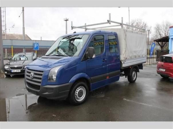 Volkswagen Crafter 2,5 TDI ZADÁNO, foto 1 Užitkové a nákladní vozy, Do 7,5 t | spěcháto.cz - bazar, inzerce zdarma