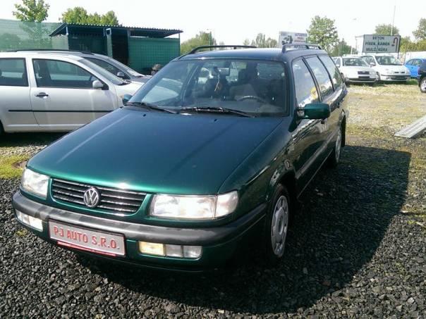 Volkswagen Passat 1.9 TDi 66kW Variant,Klima,Tažné, foto 1 Auto – moto , Automobily | spěcháto.cz - bazar, inzerce zdarma