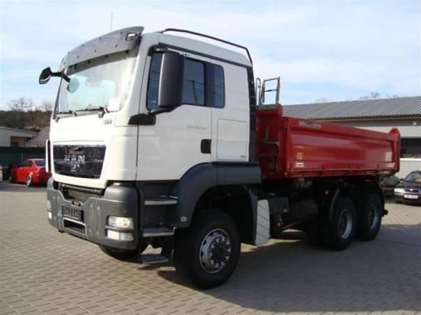 TGS 26.400 6x6 Euro 5 3S, foto 1 Užitkové a nákladní vozy, Nad 7,5 t | spěcháto.cz - bazar, inzerce zdarma