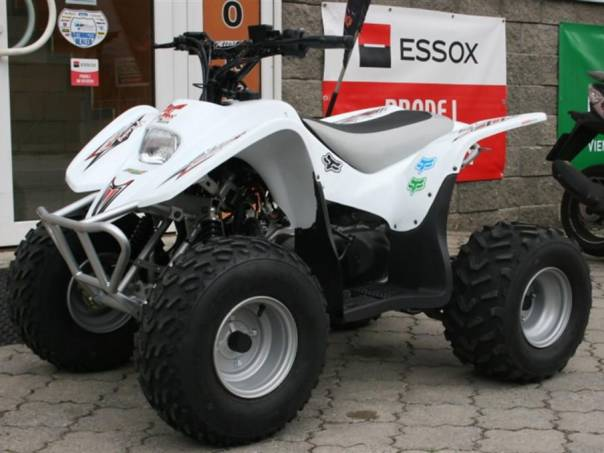 Access Motor DRR DRR 100 2T, foto 1 Auto – moto , Motocykly a čtyřkolky | spěcháto.cz - bazar, inzerce zdarma