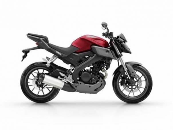 Yamaha  MT-125, foto 1 Auto – moto , Motocykly a čtyřkolky | spěcháto.cz - bazar, inzerce zdarma