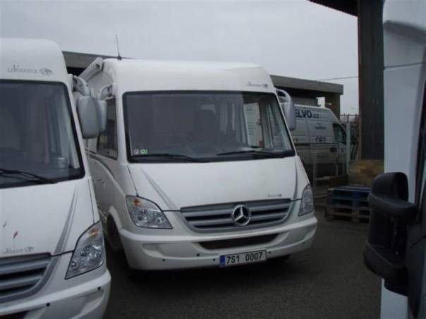 LeVoyageur  3.0 V6, foto 1 Užitkové a nákladní vozy, Camping | spěcháto.cz - bazar, inzerce zdarma