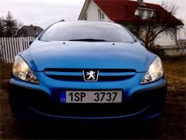Peugeot 307 1,6 16V, TOP STAV!