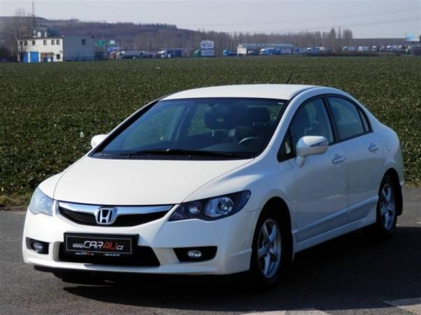 Honda Civic Hybrid 1,3 i-VTEC IMA * ZÁRUKA DPH, foto 1 Auto – moto , Automobily | spěcháto.cz - bazar, inzerce zdarma