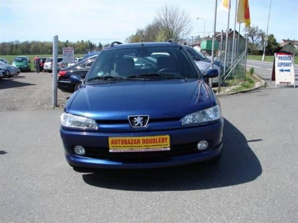 Peugeot 306 2002 COMBI 1,8 16V, foto 1 Auto – moto , Automobily | spěcháto.cz - bazar, inzerce zdarma