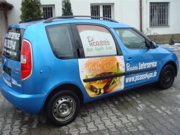 Škoda Roomster 1.4 TDi 59kW poškození viz foto, foto 1 Auto – moto , Automobily | spěcháto.cz - bazar, inzerce zdarma