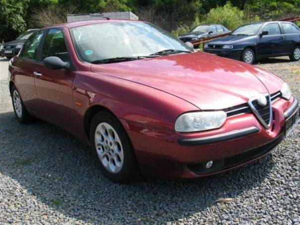 Alfa Romeo 156 2,0 TS Klima Krasavec, foto 1 Auto – moto , Automobily | spěcháto.cz - bazar, inzerce zdarma