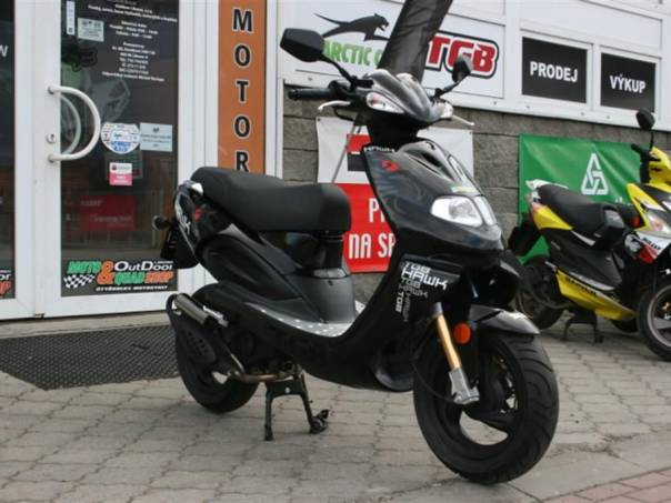 TGB Hawk Hawk 50 2T HELMA LS2 ZDARMA, foto 1 Auto – moto , Motocykly a čtyřkolky | spěcháto.cz - bazar, inzerce zdarma