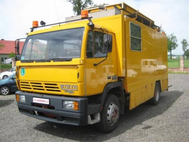 servisní vůz - střešní plošina, foto 1 Užitkové a nákladní vozy, Nad 7,5 t | spěcháto.cz - bazar, inzerce zdarma