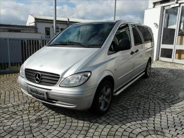 Mercedes-Benz Vito 2,2 Vito 115 CDI, foto 1 Užitkové a nákladní vozy, Do 7,5 t | spěcháto.cz - bazar, inzerce zdarma