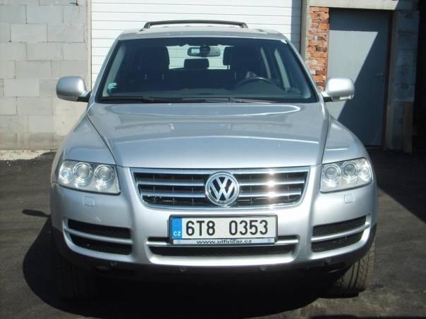 Volkswagen Touareg 2,5 TDI, foto 1 Auto – moto , Automobily | spěcháto.cz - bazar, inzerce zdarma