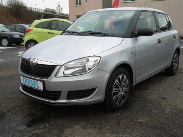 Škoda Fabia 1.6 TDi 77kW klima, foto 1 Auto – moto , Automobily | spěcháto.cz - bazar, inzerce zdarma