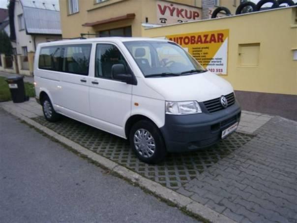 Volkswagen Transporter T5 1,9 TDI  DLOUHÁ  VERZE, foto 1 Auto – moto , Automobily | spěcháto.cz - bazar, inzerce zdarma