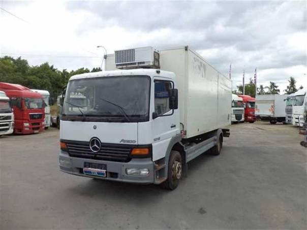 ATEGO 1218 IZOTHERM, foto 1 Užitkové a nákladní vozy, Nad 7,5 t | spěcháto.cz - bazar, inzerce zdarma