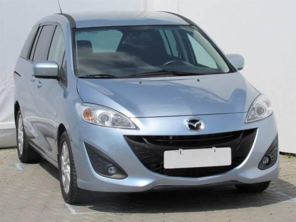 Mazda 5  1.6 MZ-CD, Serv.kniha, foto 1 Auto – moto , Automobily | spěcháto.cz - bazar, inzerce zdarma