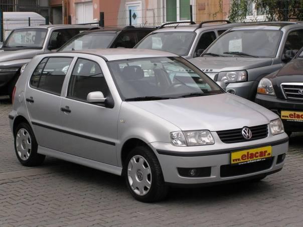 Volkswagen Polo 1.4 16V klima,ELACAR, foto 1 Auto – moto , Automobily | spěcháto.cz - bazar, inzerce zdarma
