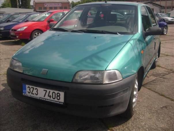 Fiat Punto 1.2 servo , 5-dveří,, foto 1 Auto – moto , Automobily | spěcháto.cz - bazar, inzerce zdarma