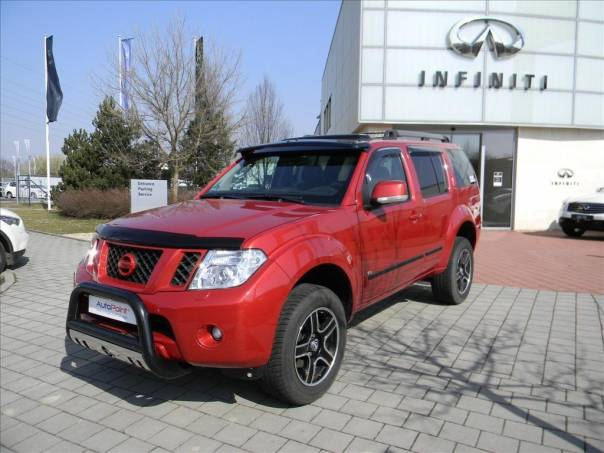 Nissan Pathfinder 3,0 D Aut.  LE, foto 1 Auto – moto , Automobily | spěcháto.cz - bazar, inzerce zdarma