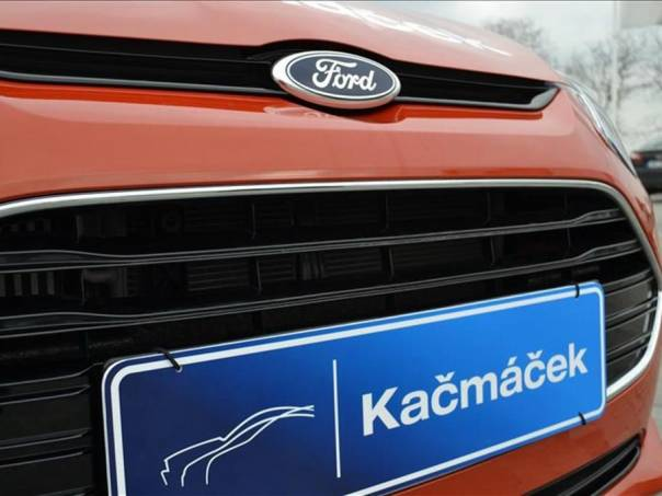 Ford  1,0 1.0i Turbo  Stav nového vozu, foto 1 Auto – moto , Automobily | spěcháto.cz - bazar, inzerce zdarma
