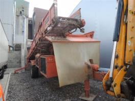 HOLMER RRL 160 WR čistička nakladačka repy , Pracovní a zemědělské stroje, Pracovní stroje  | spěcháto.cz - bazar, inzerce zdarma