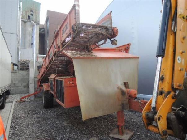 HOLMER RRL 160 WR čistička nakladačka repy, foto 1 Pracovní a zemědělské stroje, Pracovní stroje | spěcháto.cz - bazar, inzerce zdarma