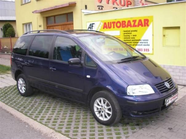 Volkswagen Sharan 1.9 TDI Trendline, foto 1 Auto – moto , Automobily | spěcháto.cz - bazar, inzerce zdarma