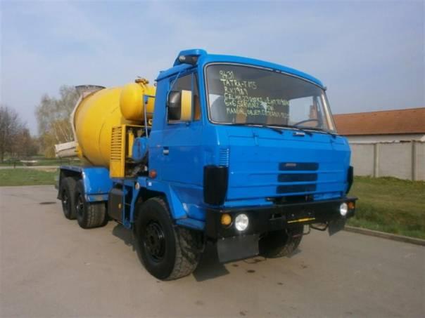 T815 (ID 9431), foto 1 Užitkové a nákladní vozy, Nad 7,5 t | spěcháto.cz - bazar, inzerce zdarma
